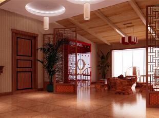 ,120平,19万,现代,三居,客厅,原木色,