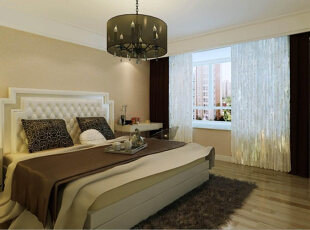 客厅设计: 客厅客厅电视背景墙,墙体搭配简单的壁纸,整体运用色调简单干净,黑白家具的结合体现出现代时尚的质感。搭配这仿实木强化复合地板,即实用又便于搭配。,92平,8万,现代,三居,