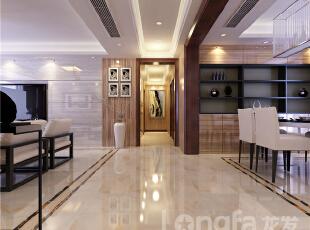 ,190平,7万,现代,四居,客厅,白色,黑白,
