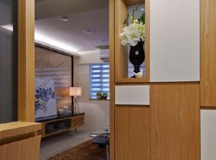 ,96平,15万,现代,两居,客厅,白黄,