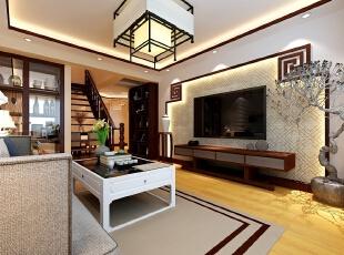 ,181平,15万,中式,大户型,客厅,白色,