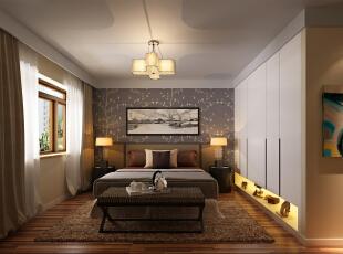 ,160.0平,8.0万,欧式,四居,卧室,白色,