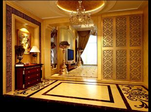,120平,4万,现代,三居,客厅,黄色,