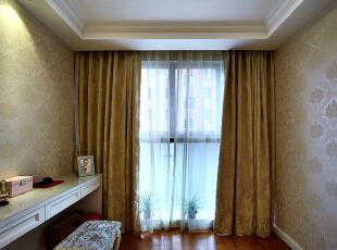 ,98平,9万,现代,三居,卧室,白黄,