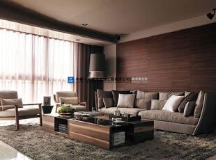 ,88平,10万,现代,两居,客厅,黑白,