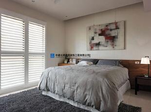 ,88平,10万,现代,两居,卧室,白色,