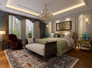 ,220平,21万,新古典,复式,卧室,黄色,