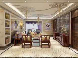 ,315平,20万,现代,别墅,客厅,餐厅,紫色,原木色,白色,黄色,