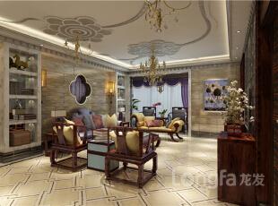 ,315平,20万,现代,别墅,客厅,餐厅,白色,原木色,红色,紫色,