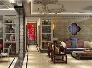 ,315平,20万,现代,别墅,餐厅,客厅,白色,原木色,紫色,黄色,