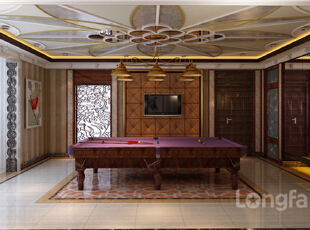 ,315平,20万,现代,别墅,书房,卧室,白色,原木色,红色,紫色,