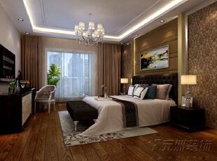 ,110平,15万,现代,两居,卧室,