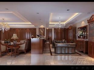 ,280平,30万,欧式,复式,客厅,