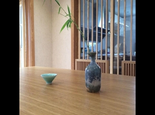 ,160平,12万,中式,四居,餐厅,日式,原木色,