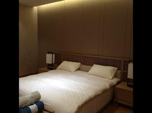 ,160平,12万,中式,四居,卧室,日式,原木色,白色,