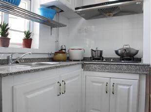 厨房。,60.0平,6.0万,欧式,小户型,厨房,
