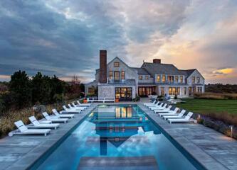 〝完美〞豪华游泳池 顶级别墅设计豪华配置