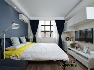 ,37平,12万,现代,一居,玄关,客厅,卧室,原木色,