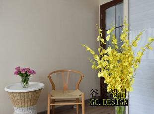 ,37平,12万,现代,一居,卧室,客厅,宜家,小资,白色,原木色,黄色,