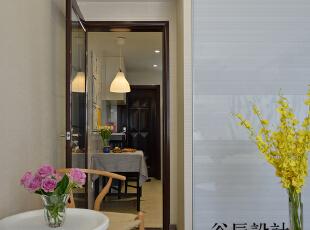 ,37平,12万,现代,一居,客厅,卧室,餐厅,黄色,原木色,白色,