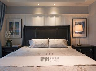 ,190平,45万,美式,四居,卧室,白色,