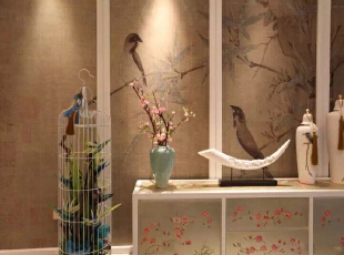新古典四居-170平新古典风格传统与时尚相结合