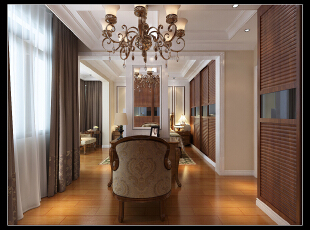 ,140平,13万,欧式,复式,客厅,原木色,