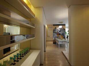 餐厅:以别样的意境让整个空间随意自然,感觉家的温馨,466平,30万,现代,别墅,餐厅,白色,