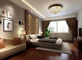 卧室,160平,11万,现代,四居,