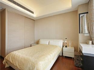 ,123平,15万,中式,三居,卧室,白色,