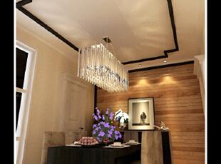 ,100平,9万,现代,两居,餐厅,原木色,