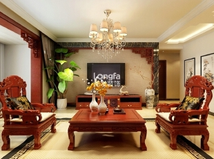,140平,5万,现代,三居,客厅,原木色,