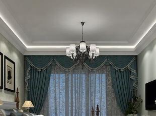 卧室设计: 卧室的整个色调表现使得此空间很有层次感,,床头背景壁纸的应用和仿古的大地砖配上家具看上去更舒适,将灿烂的阳光引入屋内,使整个空间宽敞舒适。,93平,8万,田园,三居,