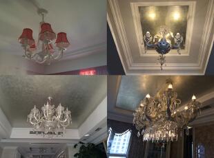 以上是客厅的灯,170平,150万,新古典,三居,客厅,餐厅,卧室,玄关,白色,