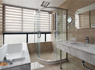 ,183平,20万,新古典,别墅,卫生间,白色,