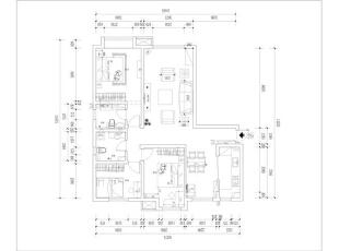 【龙发装饰】-天津喜蜜湾·月荣轩143平米欧式风格的案例推荐~,143平,8万,三居,欧式,白色,原木色,