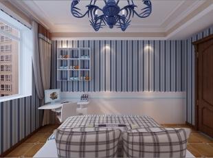 ,120ƽ,5��,���,��ʽ,卧室,白蓝,