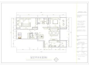 ,180平,5万,现代,四居,客厅,