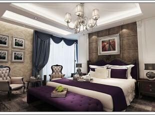 ,130平,11万,现代,四居,卧室,黑白,