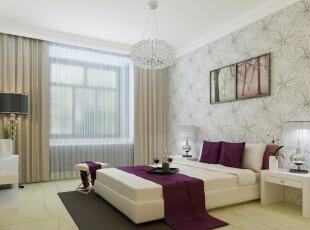 设计: 简单舒适的居室环境。简约时尚的家具,温馨的色调,简单的线条,考究的布置,没有过分的装饰,一切从功能出发,强调外观的明快。,106平,8万,现代,两居,