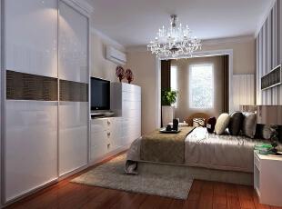 ,90平,9万,现代,两居,卧室,