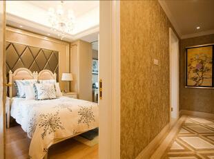 ,80平,30万,现代,两居,卧室,黄白,