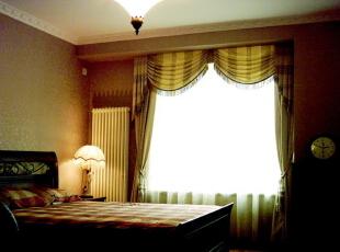 ,195平,27万,欧式,别墅,卧室,黄白,