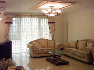 ,195平,27万,欧式,别墅,客厅,白色,