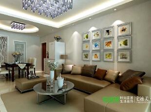 """要想家居美,就选宅速美 全国首创""""一口价""""装修模式 集设计、施工、材料、家具、售后为一体,家庭装修系统化,规模化,材料小到开关插座,大到洁具,家具,橱柜等纳入整个家装生产流程,形成""""工厂化""""为主导的家装模式。,95平,62800万,欧式,三居,客厅,餐厅,"""