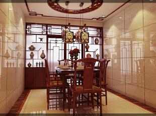 ,150平,20万,中式,三居,餐厅,原木色,