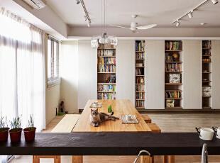 ,100平,7万,现代,三居,客厅,原木色,
