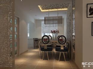 厨房设计: 简洁的空间在柔白主色调下,结合米色、褐色、金属等色彩材质,勾勒出清晰明快的层次关系,同时辅以玻璃、镜品、白钢等亮丽材质倍显灵、透之感.,146平,10万,现代,三居,