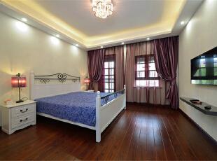 ,118.0平,12.0万,中式,三居,卧室,白色,