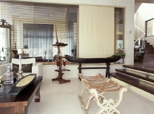 ,120平,现代,两居,客厅,原木色,